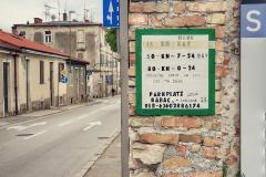 Parken in Pula