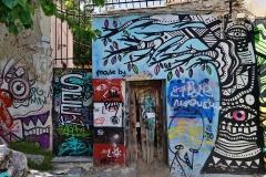 Streetart Athen (Foto: Ben Fischer / Benanza-Pix)