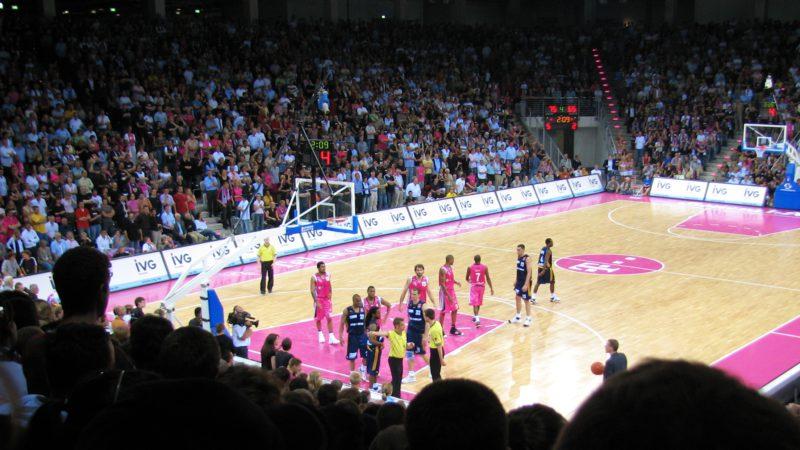 Die Baskets im BBL-Finale
