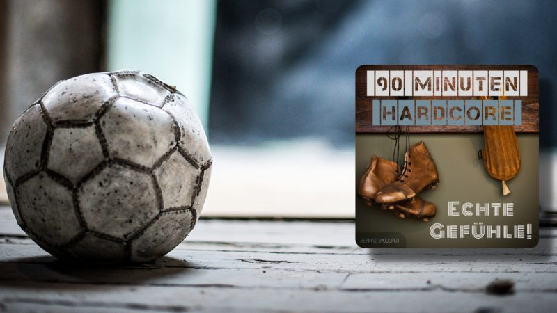 Fußball Podcast Titelbild Episode 1