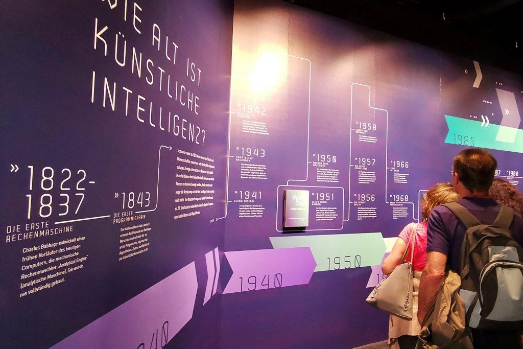 Geschichte der Künstlichen Intelligenz