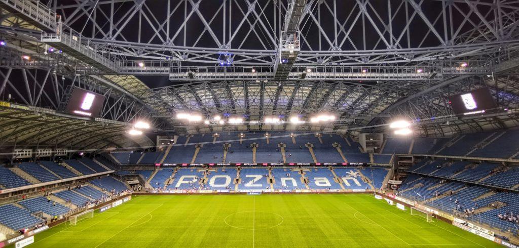 Stadion Poznań Innenansicht (Ben Fischer / Benanza.Pix)