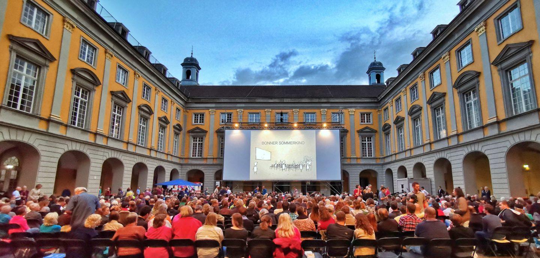 Zuschauer bei den Internationalen Stummfilmtagen (Foto: Ben Fischer / Benanza.Pix)