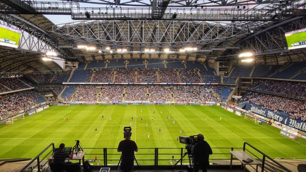 Poznan Stadion Plock