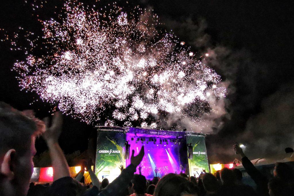 Royales Feuerwerk Live at Green Juice Festival 2019 (Foto: Ben Fischer / Benanza.Pix)
