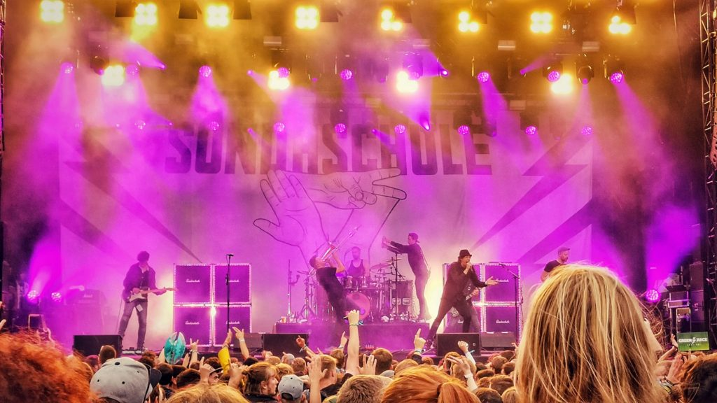 Sondaschule Live at Green Juice Festival 2019 (Foto: Ben Fischer / Benanza.Pix)