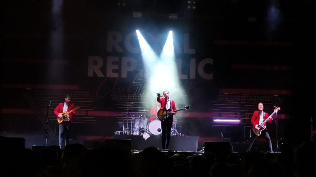 Royal Republic Live at Green Juice Festival 2019 (Foto: Ben Fischer / Benanza.Pix)