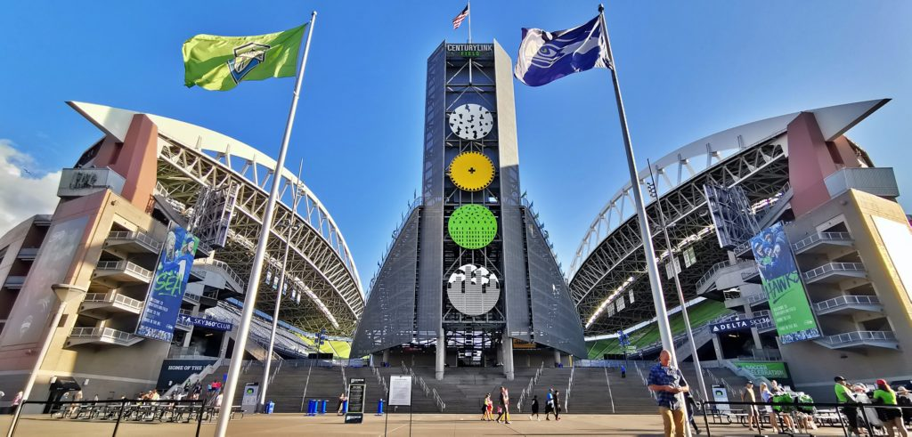 CenturyLink Field Seattle Football Soccer