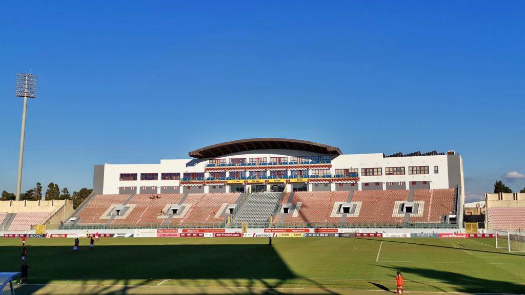 Nationalstadion Malta Fußball