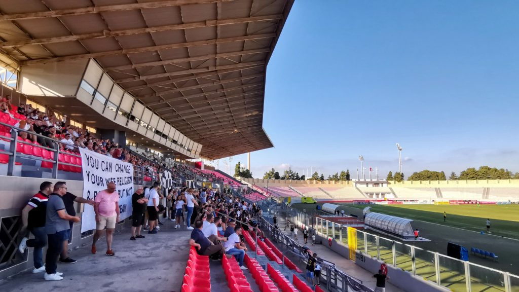 Malta Nationalstadion Gzira United