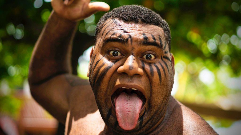 Maori War Dance Haka