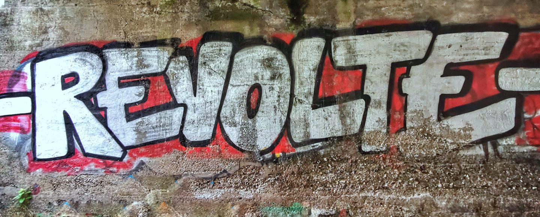 Rage Revolution Streetart (Foto: Ben Fischer / Benanza.Pix)