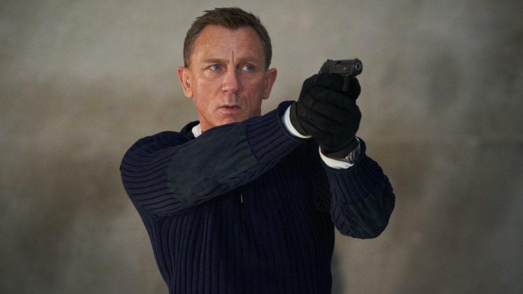 James Bond Trailer Agent
