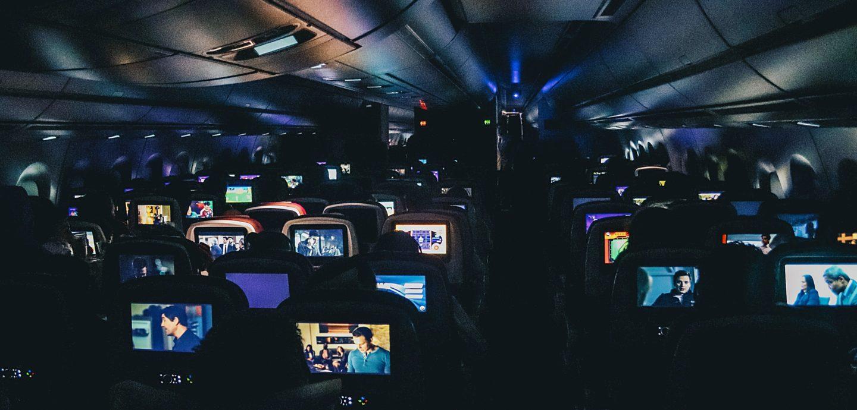 Trailerpark Slider Flugzeug Entertainment