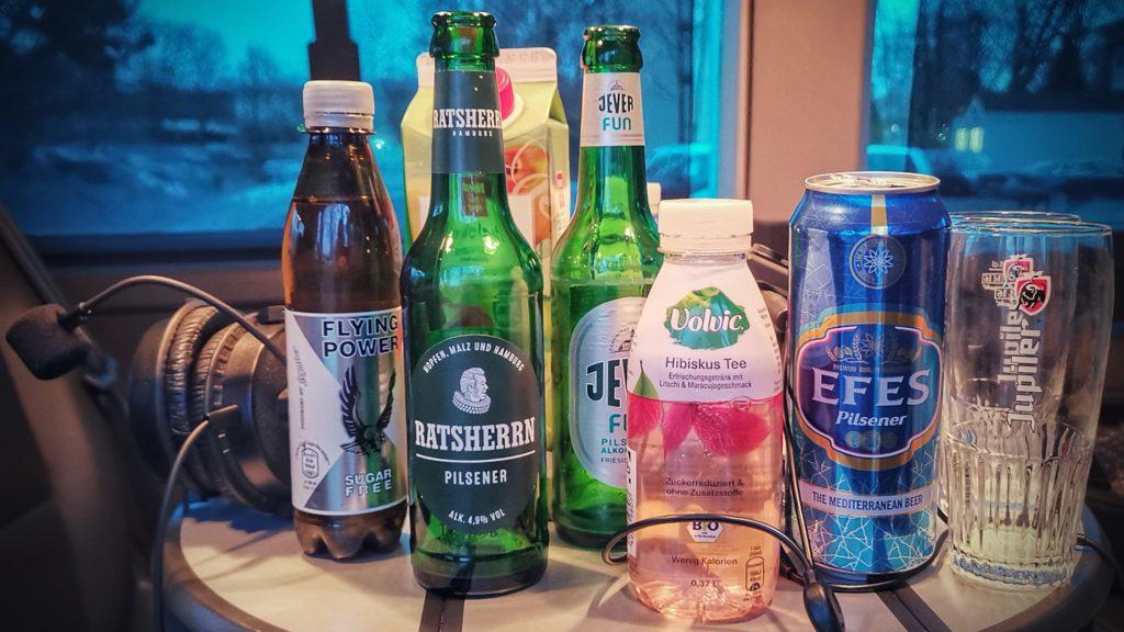 Bier Wasser Apfelsaft (Foto: Ben Fischer / Benanza.Pix)