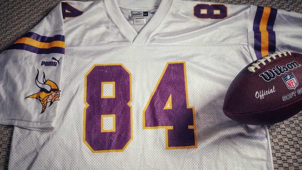 Vikings-Trikot Randy Moss NFL