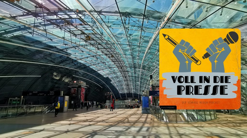 VIDP Slider Episode 5 Bahnhof Frankfurt Airport