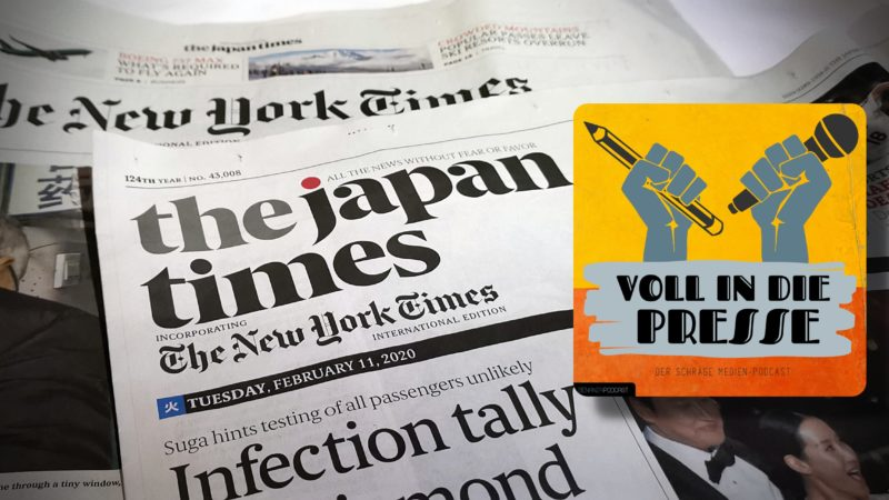 Japan Times Slider Cover Podcast Benanza