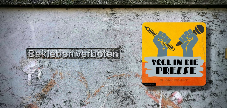 Slider VIDP Benanza Pix Plakate verboten