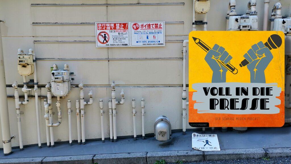 Podcast VIDP Benanza-Pix Rohre Japan