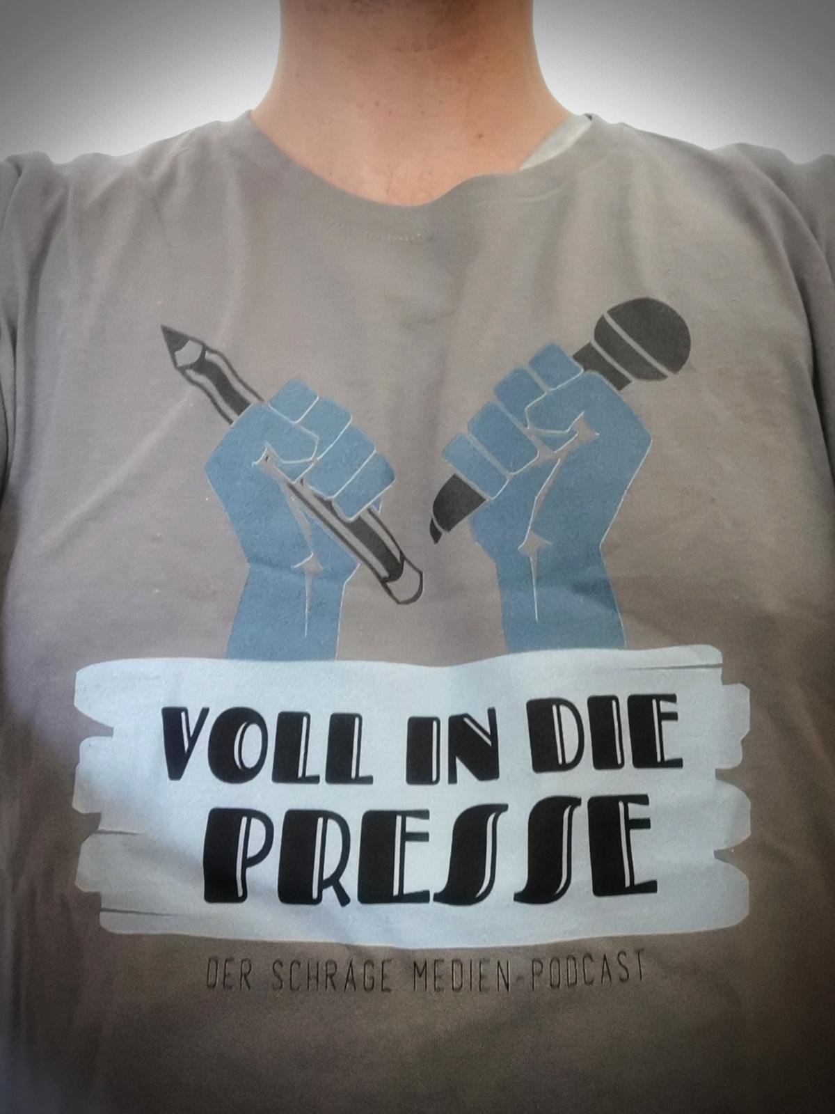 VIDP Merchandise T-Shirt Benanza