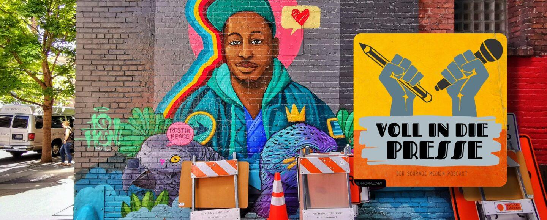 Podcast VIPD Grafitti Seattle Tupac