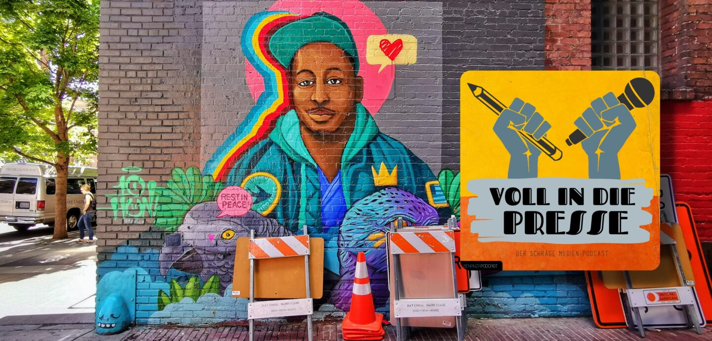 Podcast VIPD Grafitti Seattle Tupac