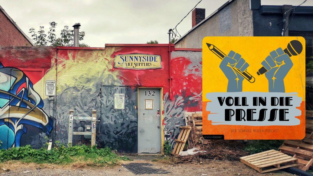 BenanzaPix Streetart VIDP Calgary