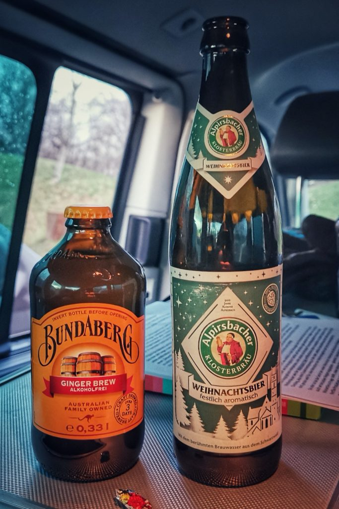 Presse Podcast Bier Benanza Bus