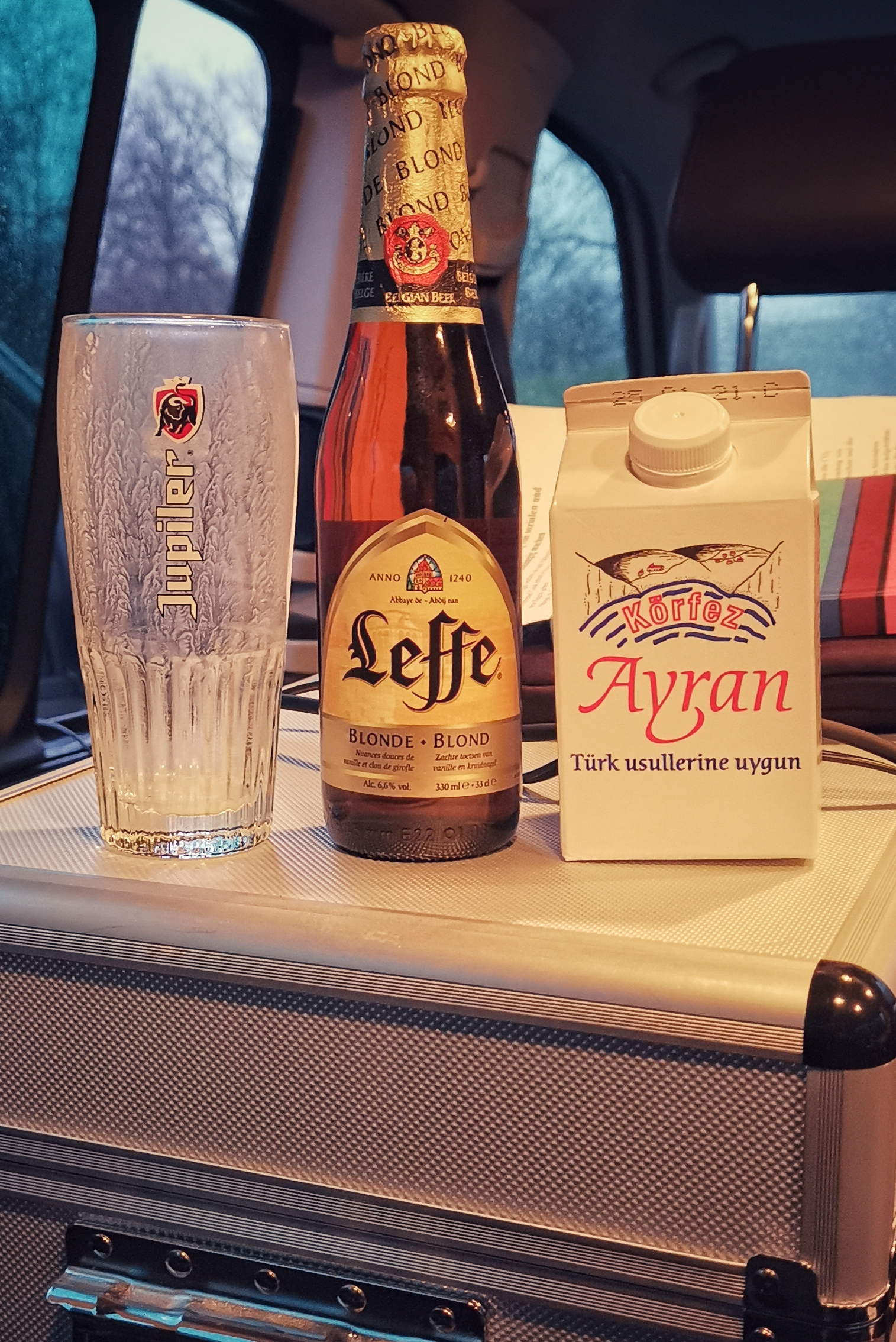Presse Podcast Bier Benanza Bus