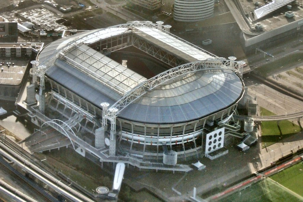 EM 2020 Arena Amsterdam