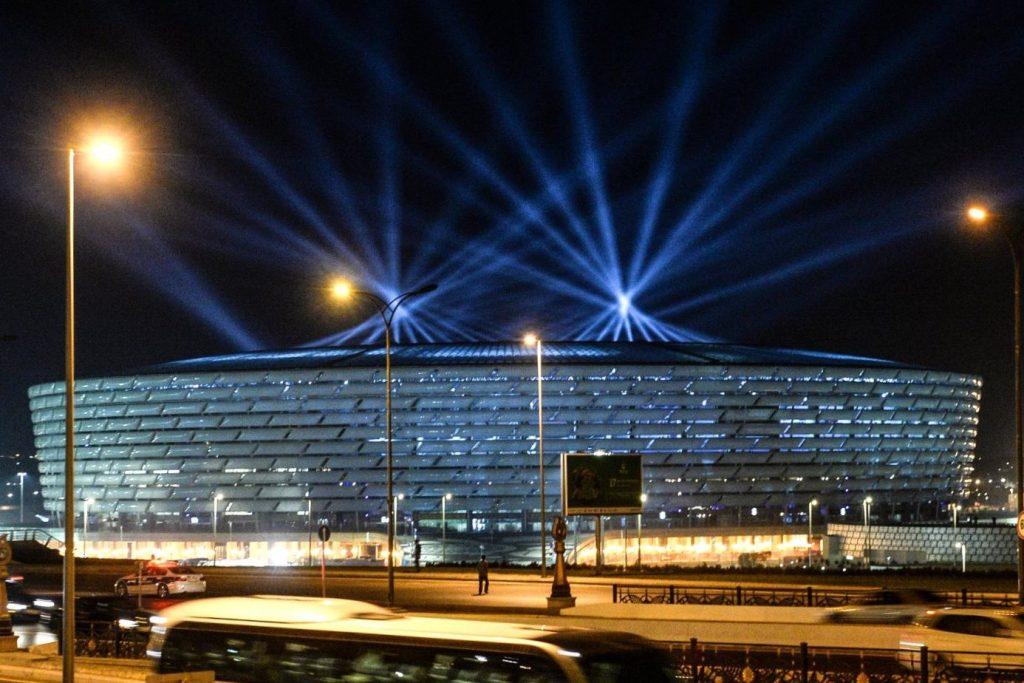 Nationalstadion Baku EM 2020