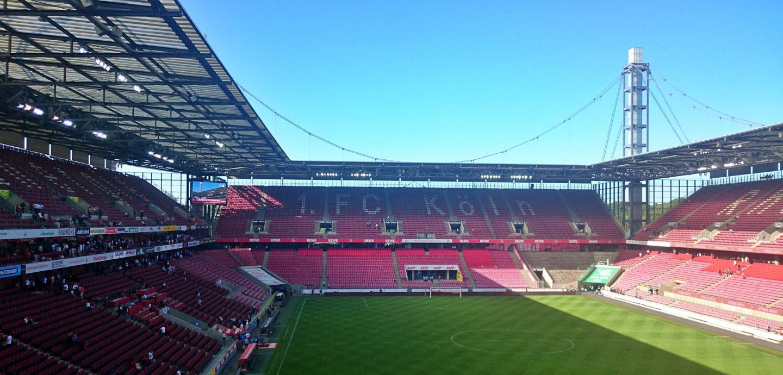 Bundesliga Abstiegskampf 1. FC Köln Müngersdorf